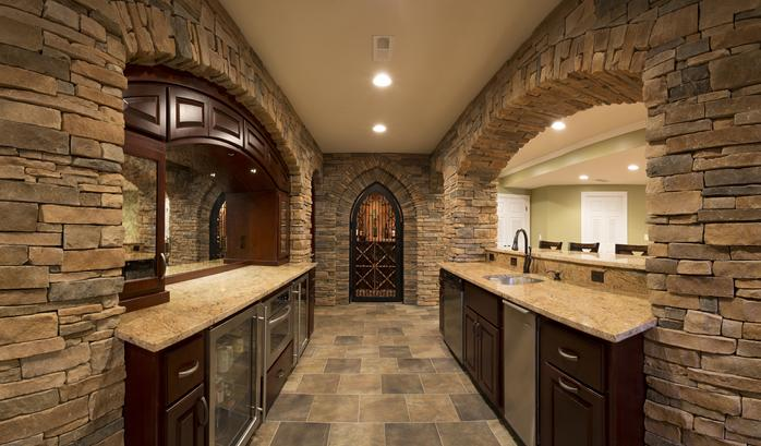 Basement Finishing Basement Remodeling Delaware Ohio New Basement Remodeler